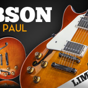 Gibson Left Handed Memphis ES-Les Paul Limited Edition