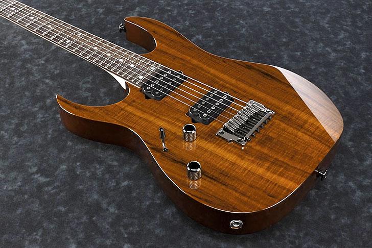 Left Handed Ibanez RG652KFX Guitar