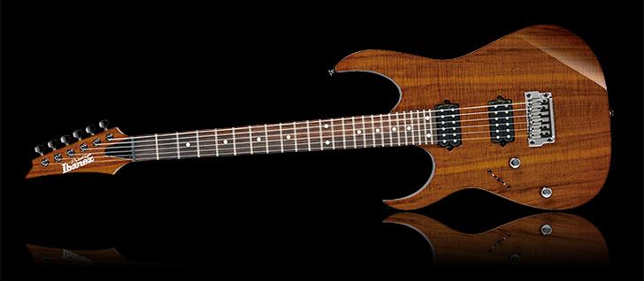 Ibanez RG652KFXL Left Handed Guitar