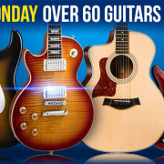 Cyber Monday Guitar Deals For Left Handed Guitarists