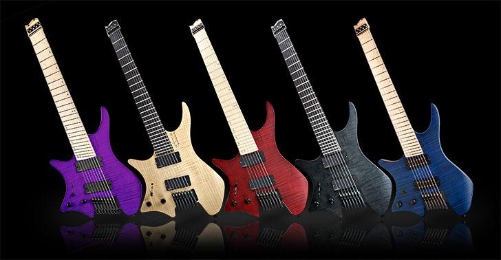 Strandberg Boden OS Left Handed Guitars