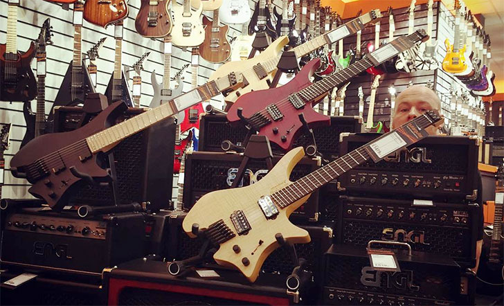 Strandberg Boden OS Righties