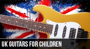 Kids Left Handed Guitars UK