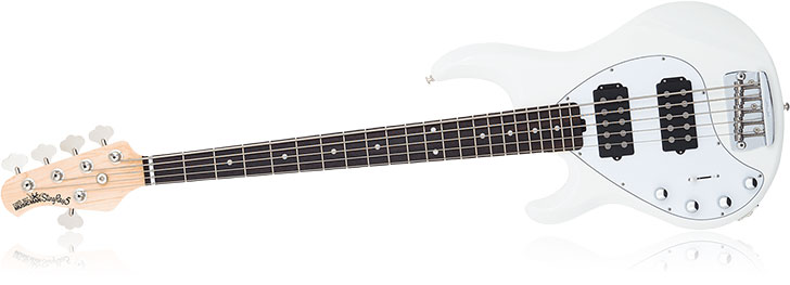 Music Man Stingray Left Handed Bass