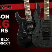 2016 Jackson Left Handed Guitars