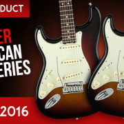 Lefty Fender American Elite Thumb