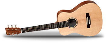Martin Little Martin Left Handed Acoustics