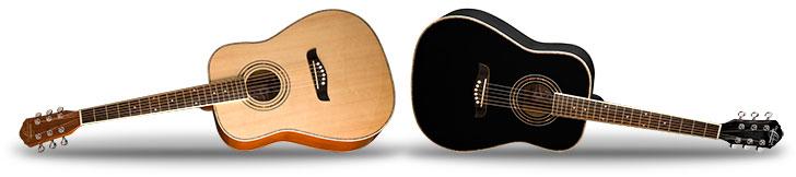 Oscar Schmidt OG1 Left Handed Acoustic Guitars