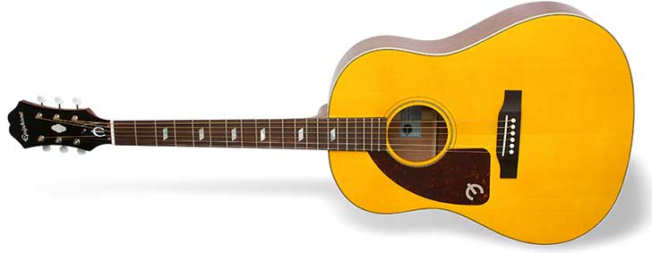 Epiphone Left Handed Acoustic Texan 1964