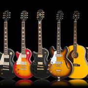 Epiphone Left Handed Guitars 2016