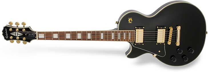 Epiphone Les Paul Custom Pro Left Handed