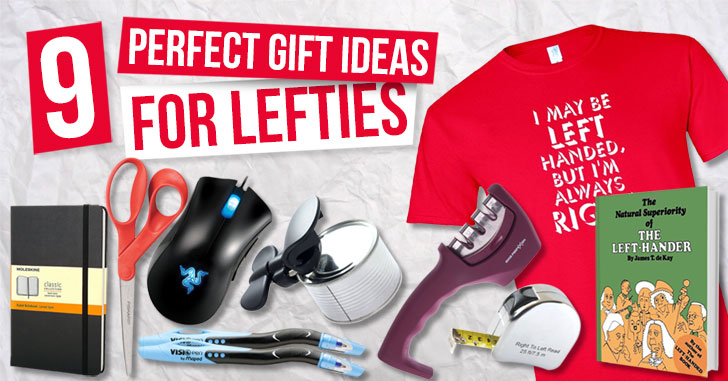 Left Handed Gifts