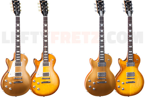 2017 Lefty Gibson Les Paul Tribute