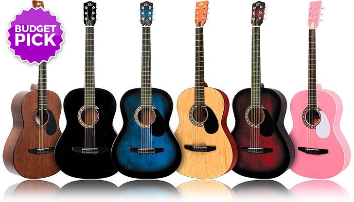 Cheap Kids Guitar : best 3 4 size childrens acoustic guitars ~ Russianpoet.info Haus und Dekorationen