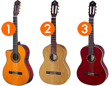Affordable Left Handed Nylon Guitars Under $300