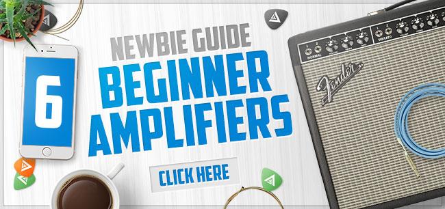 Best Beginner Guitar Amps