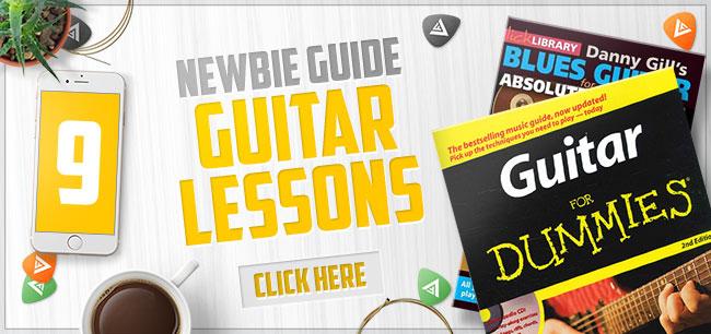 Best Beginner Guitar Lessons