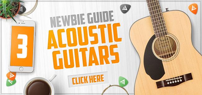 Best Beginner Left Handed Acoustic Guitars
