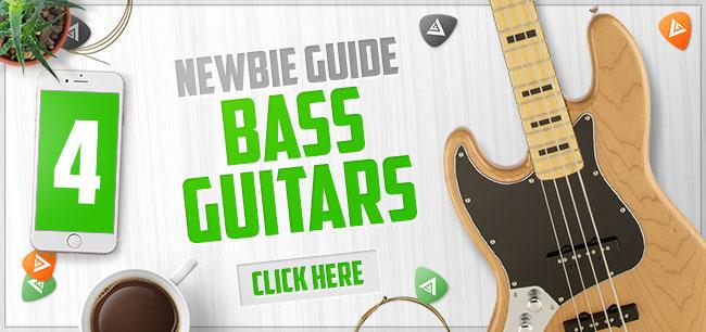 Best Beginner Left Handed Bass Guitars