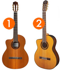 Best Beginner Left Handed Classical Guitars