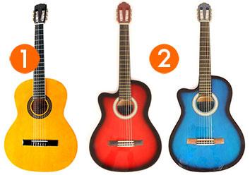 Best Cheap Left Handed Classical Guitars