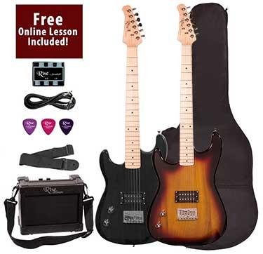 Davison Beginner Left Handed Guitar Packages