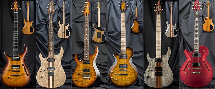 Carvin Kiesel Black Friday Guitar Sale