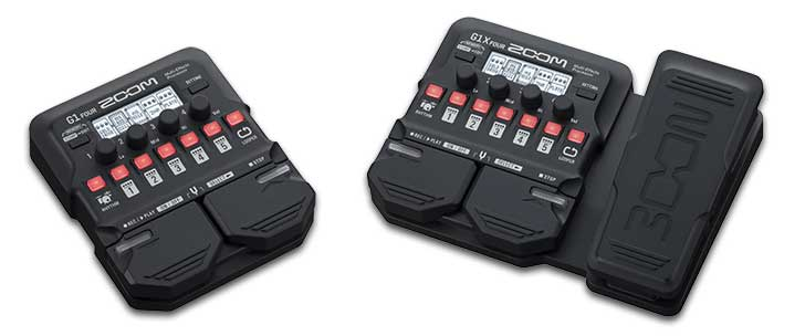 Zoom G1 Four Best Beginner Guitar Effects