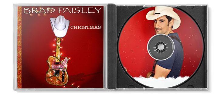 Christmas Brad Paisley