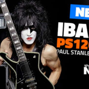 Ibanez Paul Stanley Left Handed