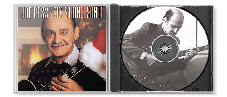 Joe Pass Six String Santa
