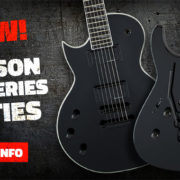 Jackson Pro Series Left Handed Guitars