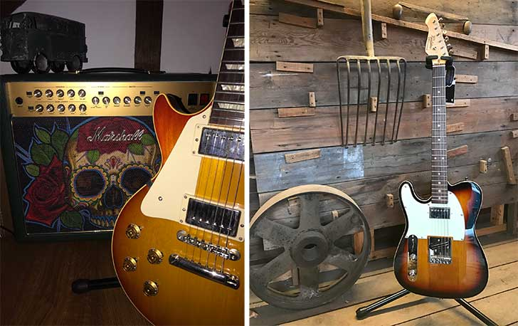 Left Handed Guitars Stores : left for dead new uk based left handed guitar store ~ Russianpoet.info Haus und Dekorationen