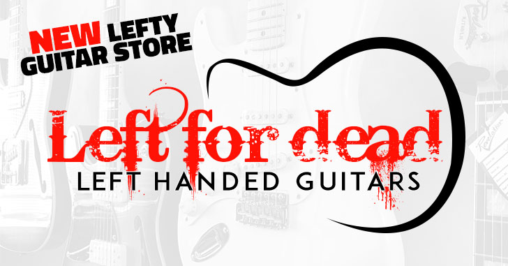 Left For Dead Rocks Guitar Store