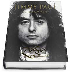 Jimmy page autobiography for sale