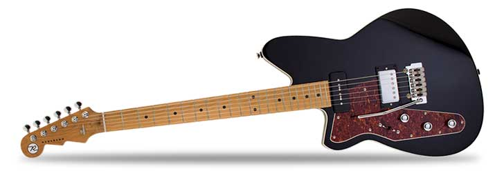 Left Handed Reverend Double Agent W