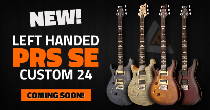 PRS SE Custom 24 Left Handed