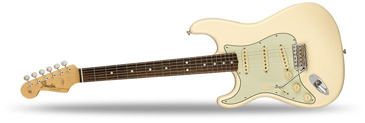 Left Handed Fender American Original 60s Stratocaster