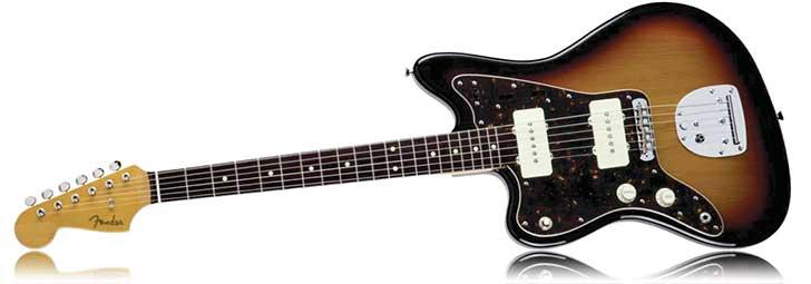 Fender Left Handed FSR Jazzmaster 3 Tone Sunburst