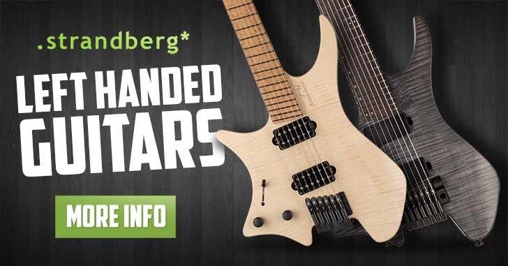 Left Handed Strandberg Guitars