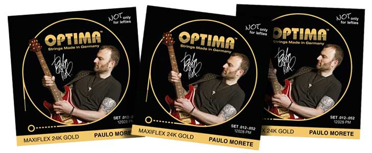 Optima Maxiflex Paulo Morete Strings