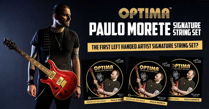 Optima Paulo Morete Guitar Strings