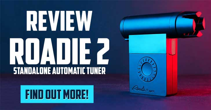 Roadie 2 Automatic Guitar Tuner Review