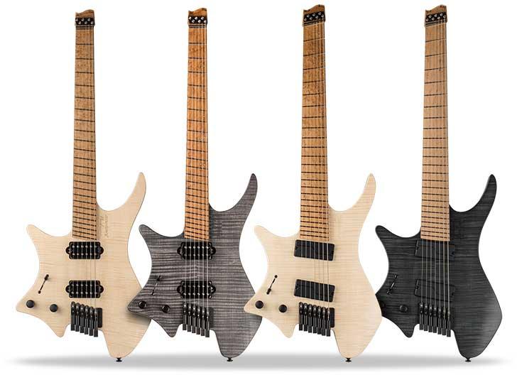 Strandberg Left Handed Boden Original Guitars