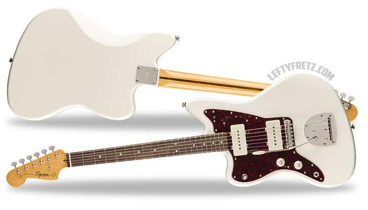 Fender Squier Left Handed Classic Vibe Jazzmaster
