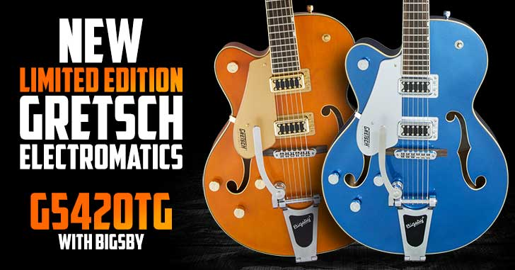 Gretsch G5420T Limited Edition Guitars