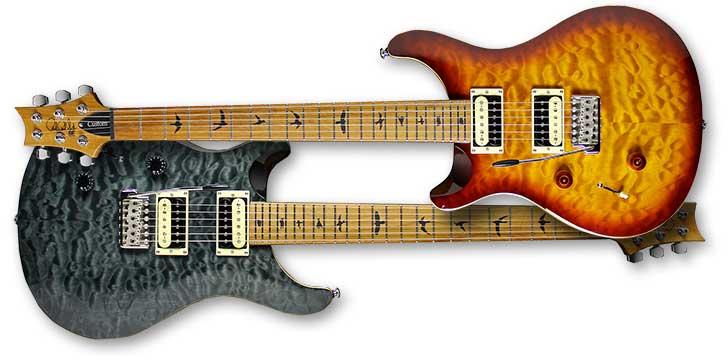 Left Handed PRS SE Roasted Maple Europe Guitars