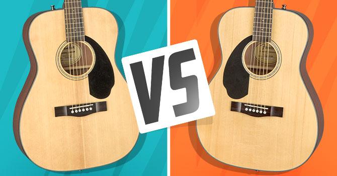 LH VS RH Guitar