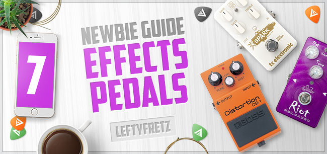 Best Beginner Guitar Effects