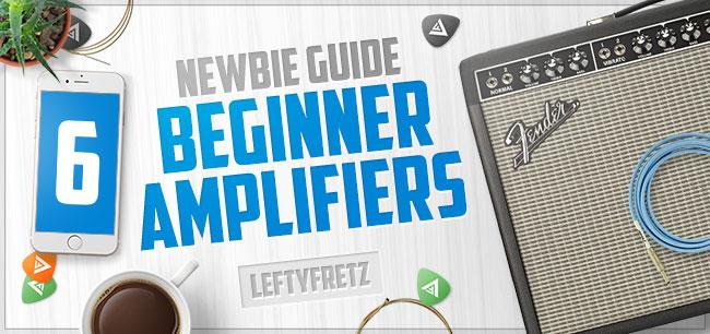 Cheap Beginner Guitar Amplifiers